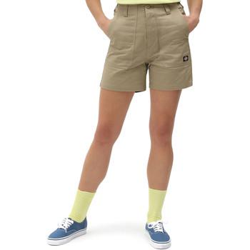 Abbigliamento Donna Shorts / Bermuda Dickies DK0A4XBXKHK1 Beige