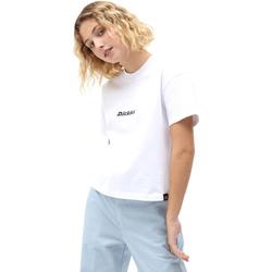 Abbigliamento Donna T-shirt maniche corte Dickies DK0A4XBAWHX1 Bianco