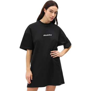 Abbigliamento Donna Abiti corti Dickies DK0A4XB8BLK1 Nero
