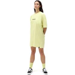 Abbigliamento Donna Abiti corti Dickies DK0A4XB8B541 Giallo
