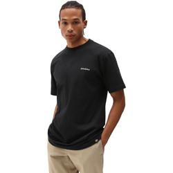 Abbigliamento Uomo T-shirt maniche corte Dickies DK0A4X9OBLK1 Nero