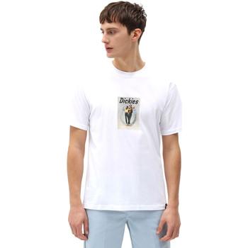 Abbigliamento Uomo T-shirt maniche corte Dickies DK0A4X9IWHX1 Bianco