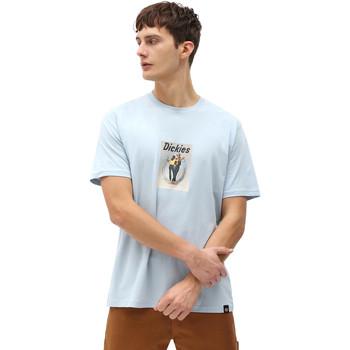 Abbigliamento Uomo T-shirt maniche corte Dickies DK0A4X9IB551 Blu