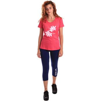 Abbigliamento Donna Tuta Key Up 5K79A 0001 Rosa
