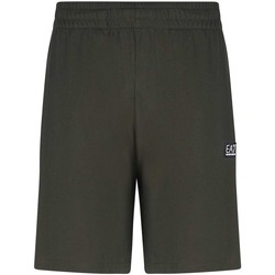 Abbigliamento Uomo Shorts / Bermuda Ea7 Emporio Armani 3KPS53 PJ7BZ Verde
