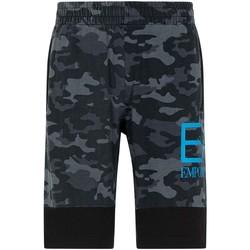 Abbigliamento Uomo Shorts / Bermuda Ea7 Emporio Armani 3KPS60 PJ5BZ Nero