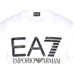 Abbigliamento Uomo T-shirt maniche corte Ea7 Emporio Armani 3KPT27 PJ7CZ Bianco