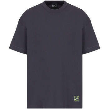 Abbigliamento Uomo T-shirt maniche corte Ea7 Emporio Armani 3KPT58 PJ02Z Grigio