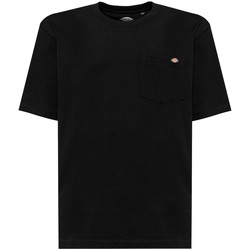 Abbigliamento Uomo T-shirt maniche corte Dickies DK0A4TMOBLK1 Nero