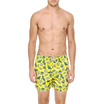 Abbigliamento Uomo Costume / Bermuda da spiaggia F * * K  Giallo