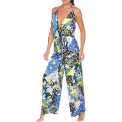 Abbigliamento Donna Tuta jumpsuit / Salopette F * * K  Verde