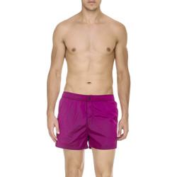 Abbigliamento Uomo Costume / Bermuda da spiaggia F * * K  Viola