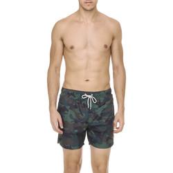 Abbigliamento Uomo Costume / Bermuda da spiaggia F * * K  Verde