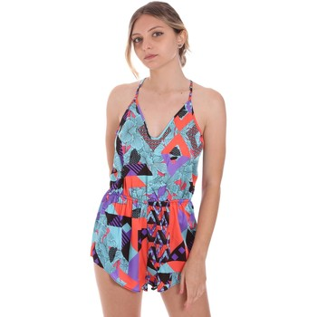 Abbigliamento Donna Tuta jumpsuit / Salopette F * * K  Viola