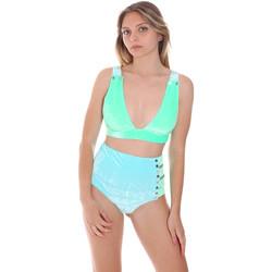 Abbigliamento Donna Costume a due pezzi F * * K  Verde