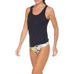 Abbigliamento Donna Top / T-shirt senza maniche F * * K  Nero