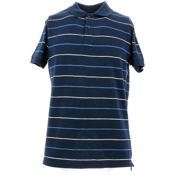 Abbigliamento Uomo Polo maniche corte City Wear THMR5171 Blu