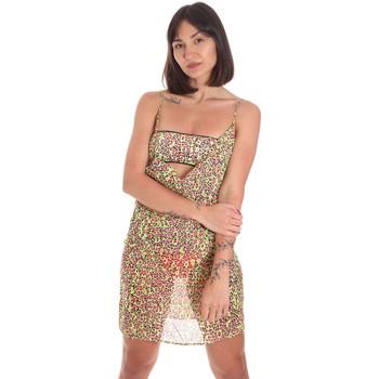 Abbigliamento Donna Abiti corti Me Fui M20-0456X2 Giallo