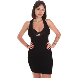 Abbigliamento Donna Abiti corti Me Fui M20-0354NR Nero