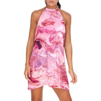 Abbigliamento Donna Tuniche Me Fui M20-0960X1 Rosa