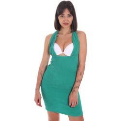 Abbigliamento Donna Abiti corti Me Fui M20-0354VE Verde