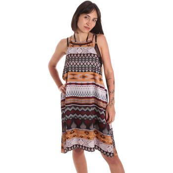 Abbigliamento Donna Tuniche Me Fui M20-0081X1 Marrone