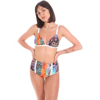 Abbigliamento Donna Costume a due pezzi Me Fui M20-0313X1 Arancio
