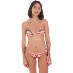 Abbigliamento Donna Costume a due pezzi Me Fui M20-0033X2 Arancio