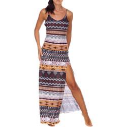 Abbigliamento Donna Abiti lunghi Me Fui M20-0080X1 Marrone