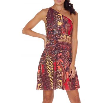 Abbigliamento Donna Abiti corti F * * K  Rosso