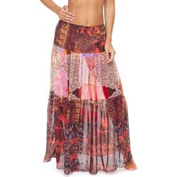 Abbigliamento Donna Gonne F * * K  Rosso