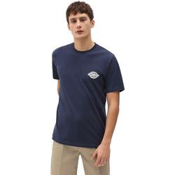 Abbigliamento Uomo T-shirt maniche corte Dickies DK0A4XENNV01 Blu