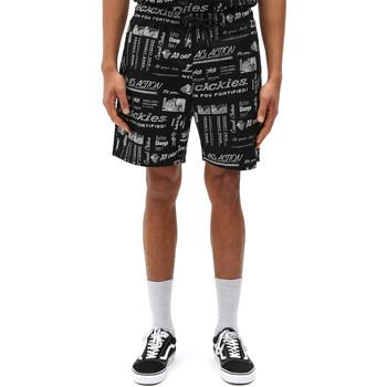 Abbigliamento Uomo Shorts / Bermuda Dickies DK0A4XCGBLK1 Nero