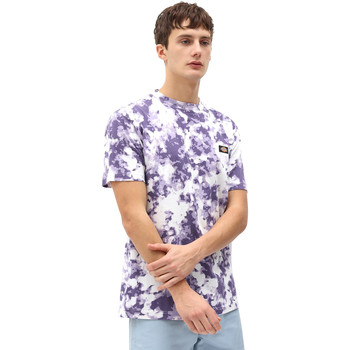 Abbigliamento Uomo T-shirt maniche corte Dickies DK0A4X9PB651 Viola