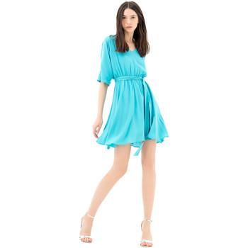 Abbigliamento Donna Abiti corti Fracomina FR21SD1024W42801 Blu