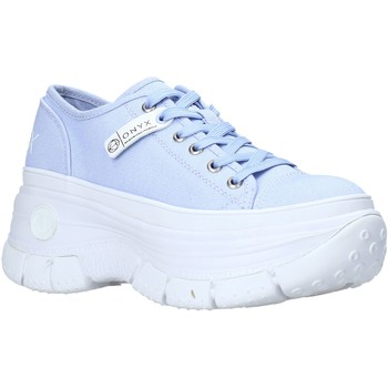Scarpe Donna Sneakers basse Onyx S21-S00OX010 Viola