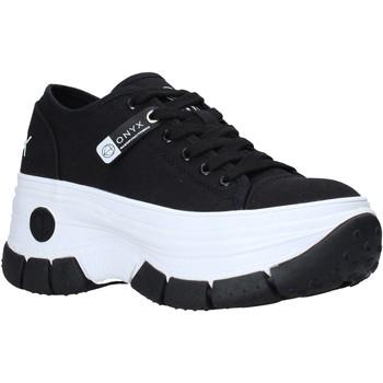 Scarpe Donna Sneakers basse Onyx S21-S00OX010 Nero