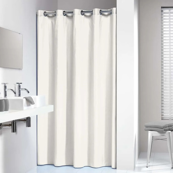 Casa Tende Sealskin Tenda da doccia Bianco