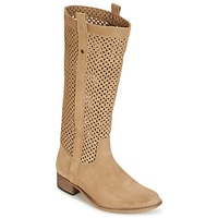 Scarpe Donna Stivali Betty London DIVOUI CAMEL