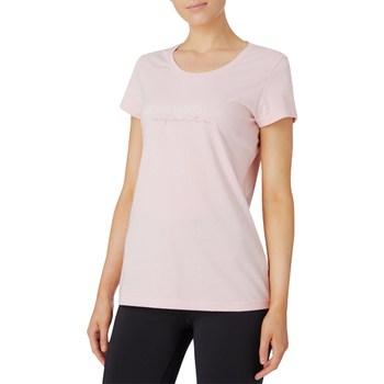 Abbigliamento Donna T-shirt maniche corte Energetics 410960 Maniche Corte Donna Rosa Rosa