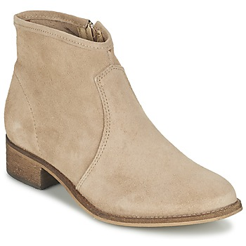 Scarpe Donna Stivaletti Betty London NIDIA Beige