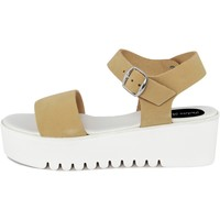 Scarpe Donna Sandali Fashion Attitude  Giallo