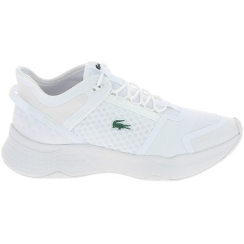 Scarpe Uomo Sneakers basse Lacoste Court Drive Blanc Blanc Bianco