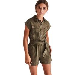 Abbigliamento Bambina Tuta jumpsuit / Salopette Mayoral ATRMPN-27857 Verde