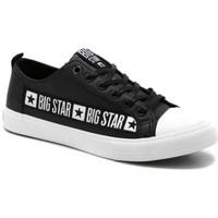 Scarpe Uomo Sneakers basse Big Star EE174069 Nero