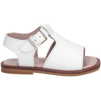 Scarpe Bambina Sandali Cucada 4115AC Sandalo Bambina BIANCO BIANCO