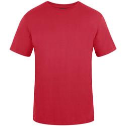 Abbigliamento Uomo T-shirt maniche corte Canterbury E546668 Rosso