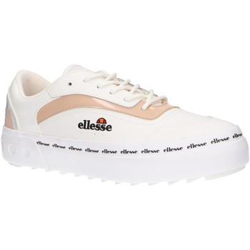 Scarpe Donna Multisport Ellesse 613595 ALZINA LTHR AF Blanco