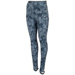 Abbigliamento Donna Leggings 4F SPDF018 Grigio
