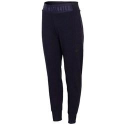 Abbigliamento Donna Pantaloni da tuta 4F SPDD013 Blu marino